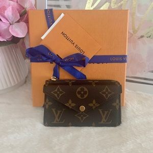 ❤️Louis Vuitton Coin Cles Recto Verso❤️